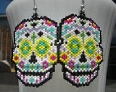 Popular items for beading pattern on Etsy