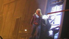 Doctor Who 1x01 - Rose The Doctor, Rose And Mickey