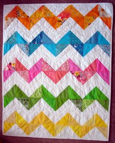 baby quilt pattern - Google Search