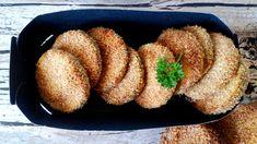 Rántott cukkini sütőben sütve diétás ebédre! Diétás panírban sült kalóriaszegény rántott cukkini készítése olaj nélkül, képekkel! >>>