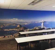 Rio De Janerio, Removable Wallpaper