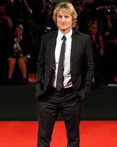 . Wishing Owen Wilson a happy 47th today!(: (Photo by Elisabetta A. Villa/WireImage) by eonline