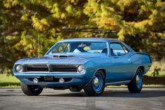 1970 Plymouth Hemi Cuda | Uncrate