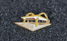 Mcdonalds 30 years vintage tack pin 1955-85 by MichaelPMoriarty
