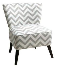 Office Star Ave Six APL-Z13 Apollo Chair in Zig Zag Grey