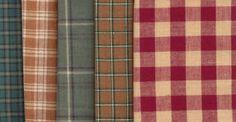 5 Fat Quarters Homespun Fabrics Brand New   eBay