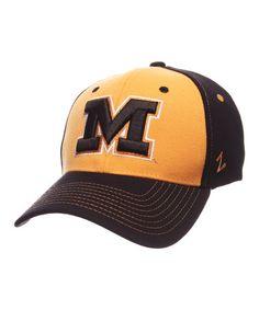 Look what I found on #zulily! Missouri Tigers Upper Cut Baseball Cap #zulilyfinds