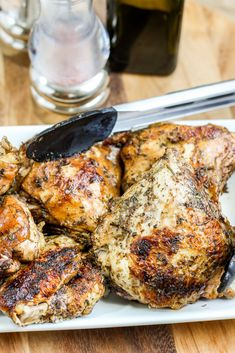 Instant Pot Roasted Balsamic Chicken. A whole chicken marinated in balsamic and herbs de Provence, then cooked in an Instant Pot. Tastes like a pull apart rotisserie in much less time! Balsamic Chicken Recipes, Balsamic Vinegar Chicken, Crockpot Recipes, Duck Recipes, Game Recipes, Smoker Recipes, Turkey Recipes, Cooking Recipes, Instant Pot Pressure Cooker