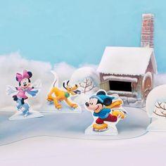 Micky und seine Freunde gehen Schlittschuhlaufen - Meine Bastel-Küche | Disney.de