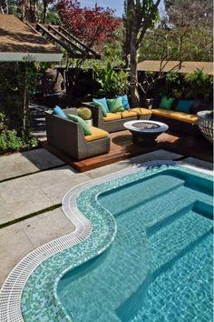 Pool Design Home And Garden Ideas Indoor Outdoor Living Es