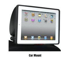iPad Car Mount from incarbite.com