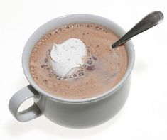 Slow cooker hot chocolate.This delicious recipe dedicated for those who love hot chocolate.
