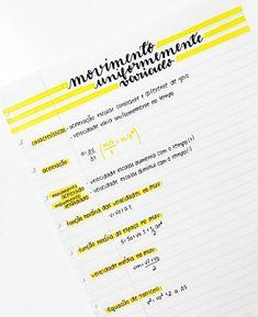"736 curtidas, 18 comentários - Juliana Miranda (@juliana_studies) no Instagram: ""Anotações de física #study #studyhard #studygram #studying #micron #stabilo #sakura"""
