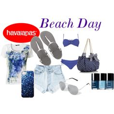 Create #instantjoy with Havaianas by sarahlizmulligan on Polyvore