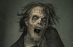 Les Zombies de la Saison 6 de Walking Dead posent pour une série de photos
