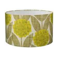 orla kiely lampshade - Google Search super cute shades on this link but I really like this one for spring and summer!