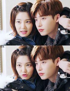 Pinocchio 피노키오 ep 10 screencap   Fan edit by Opal   Lee Jong Suk & Lee Yoo Bi