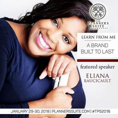 """EXPERT SPEAKER ANNOUNCEMENT: Branding is all the b word with the buzz! But to see a strong brand in action is whole nother thing which is why we are so excited about our next expert speaker for The Planners Suite Conference 2018 in Atlanta, GA, Eliana Baucicault of ellyB Events.  With nine years in event production under her belt, Eliana creates unforgettable celebrations while bringing a fresh perspective to the industry.  Eliana Baucicault, also known as Elly B, has been known for…"