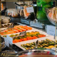 Fresh elements every Sunday in our brunch.   www.lasamericasgoldentower.com