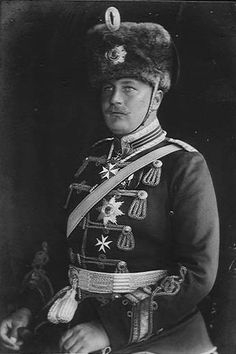 His Royal Highness Prince Eitel Friedrich of Prussia (1883-1942)