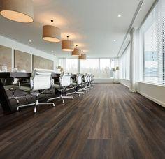 Ethnic Wenge 28890 - Wood Effect Luxury Vinyl Flooring - Moduleo