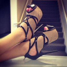 Kick up your feet, #TGIF! #gojane #heels #platforms