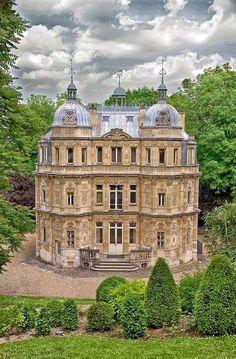 Yvelines Castle in France