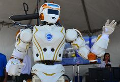 NASA Wants Help Training Valkyrie Robots to Go to Mars - IEEE Spectrum