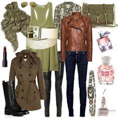 Look Army #tendencias