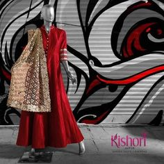 #Kishori #PerfectRed This Summer Keep your wardrobe updated with some finely tailored fashionable suits