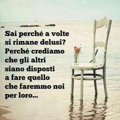 È credere troppo nelle persone  - Francesca P. - Google+