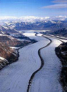 Alaska Glaciers by photo61guy, via Flickr
