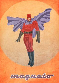 Marvel Comics Fan Art - VINTAGE by robert OBERT