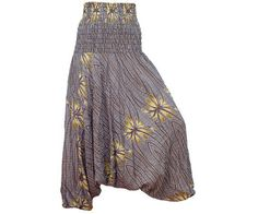 Thai Harem Pants, Aladin pants, baggy pants, ...