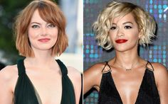A 'wob' as seen on Emma Stone and Rita Ora