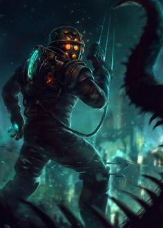Dead Space/Bioshock