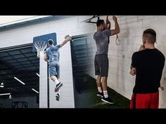 (58) Pro Dunkers Training Session - YouTube