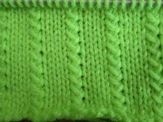 apprendre a tricoter le point de filet