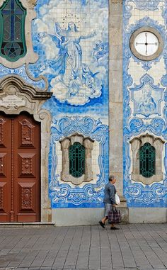 Igreja Do Carvalhido - Porto, Portugal - Google Search
