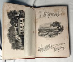 My mother's name is Shirley.  This is beautiful. Vintage Brontë