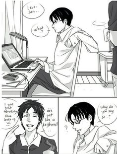 Eren and Levi 1/2 || Attack on Titan