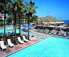 Best Beach Resorts for Families: Loews Coronado Bay Beach Resort & Spa, San Diego, California