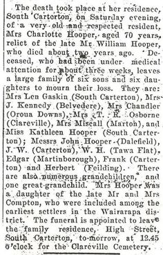 This is a brief history of the life of William John Hooper and his wife Charlotte Compton. Digital Marketing Services, Lead Generation, Genealogy, Charlotte, Medical, History, Business, Historia, Medicine