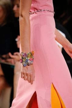 Nina Ricci Spring 2015 Ready-to-Wear - Details - Gallery - Look 1 - Style.com