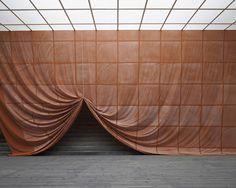 Ulla von Bradenburg, Innen ist nicht Außen, 2013, installation view, Secession 2013.