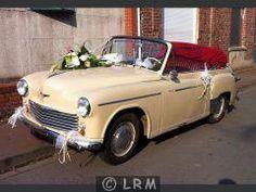 vincepotie voiture wedding
