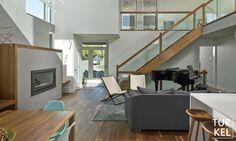 Bankview House by Turkel Design and Lindal Cedar Homes