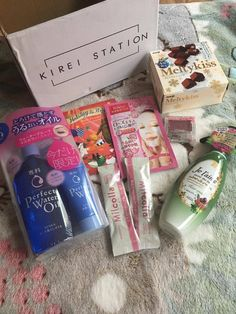 Unboxing of the December Kirei Station Japanese Subscription box. See what was included and my thoughts on the products and value.