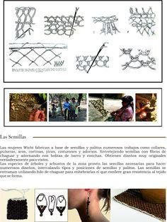 Amparo Joyería Textil: Tejidos de Malla Wichí