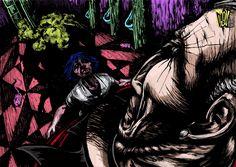my graphic novel : Doom Generation's NICKELODEON  pinterest : doomgeneration-prod   #comics #indiecomics #graphicnovel #dope #drugs #violence #horror #beat generation #doomgeneration #indieart #art #illustration #nickelodeon #retrogaming #zombie #zombi #circus #freakshow #freaks #webcomics #comicsontumblr #webcomicsontumblr #arcade #death #depression #suicide #junk #sicksadworld #indipendentart #sick